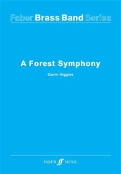 A Forest Symphony - Brass Band Score Only
