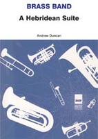 A Hebridean Suite - Brass Band Score Only