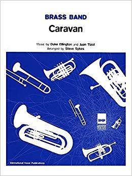 Caravan - Brass Band Score Only