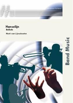 Hanselijn - Brass Band Score Only