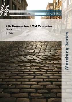Alte Kameraden - Old Comrades - Brass Band Score Only