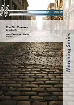 Ole Mi Morena - Brass Band Score Only