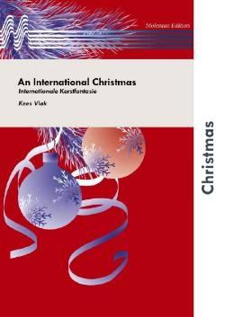 An International Christmas - Brass Band Score Only