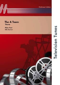 The A Team - Brass Band Score Only