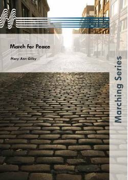 March For Peace - Brass Band Score Only