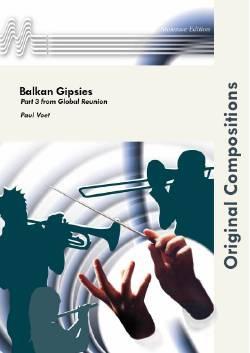 Balkan Gipsies - Brass Band Score Only
