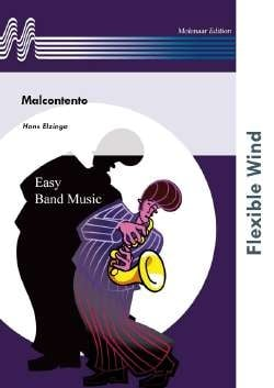Malcontento - Brass Band Score Only