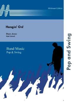 Hangin' On! - Brass Band Score Only