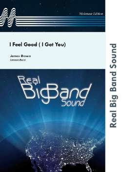 I Feel Good (I Got You) - Brass Band Score Only