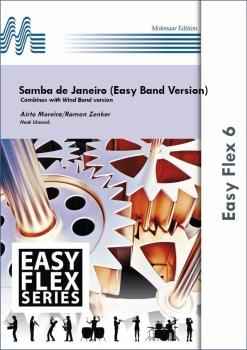 Samba De Janeiro - Brass Band Score Only