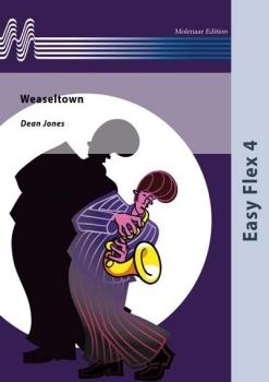 Weaseltown - Brass Band Score Only