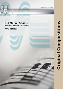 Old Market Square - Brass Band Score Only