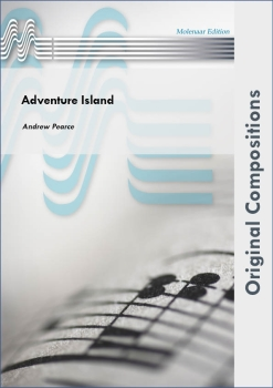 Adventure Island - Brass Band Score Only