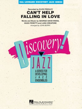 Can't Help Falling In Love - Score Only