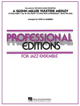 A Glenn Miller Yuletide Medley  - Score Only