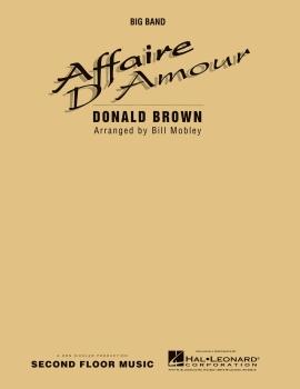Affaire D' Amour - Score Only