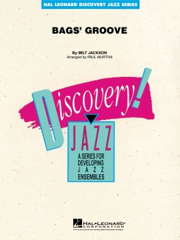 Bags' Groove - Score Only