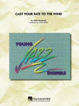Cast Your Fate To The Wind - Score Only