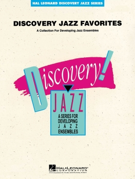 Discovery Jazz Favorites - Conductor - Score Only