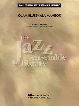C-Jam Blues (Ala Mambo!) - Score Only