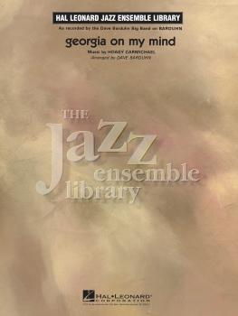 Georgia on my mind - Score Only