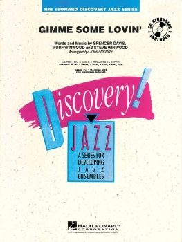 Gimme Some Lovin' - Score Only