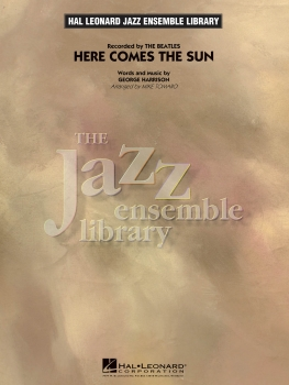 Here Comes the Sun - Score Only