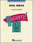 Evil Ways - Score Only