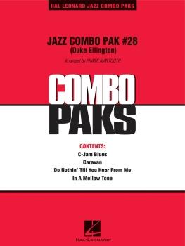 Jazz Combo Pak #28 (Duke Ellington) - Score Only