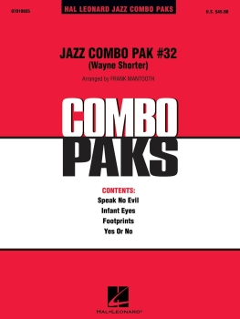 Jazz Combo Pak #32