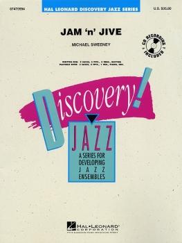 Jam 'N' Jive - Score Only