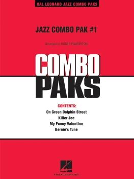 Jazz Combo Pak #1 - Score Only
