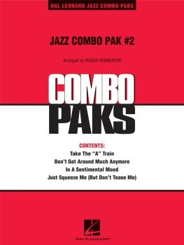 Jazz Combo Pak #2 - Score Only