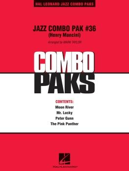 Jazz Combo Pak #36 (Henry Mancini) - Score Only