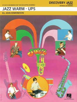 Jazz Warm-Ups - Score Only