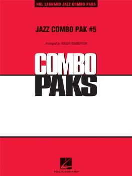 Jazz Combo Pak #5 - Score Only