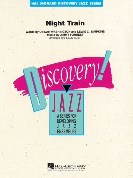 Night Train - Score Only