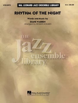 Rhythm Of The Night - Score Only