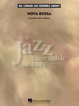 Nova Bossa - Score Only