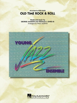 Old Time Rock & Roll - Score Only
