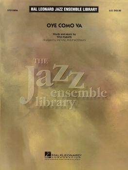 Oye Como Va - Score Only