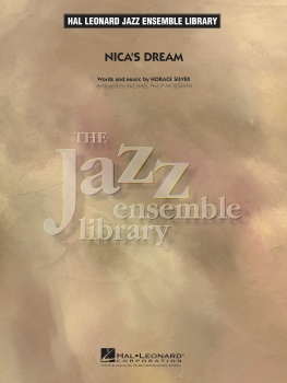 Nica's Dream - Score Only