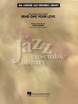 Send One Your Love - Score Only