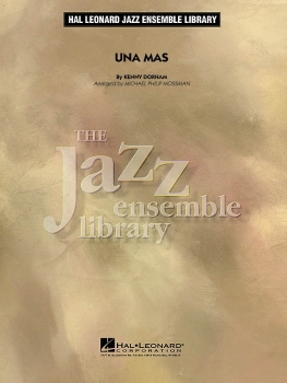 Una Mas  - Score Only