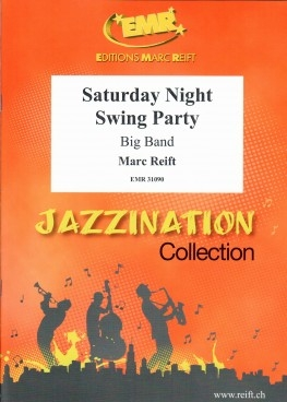 Saturday Night Swing Party