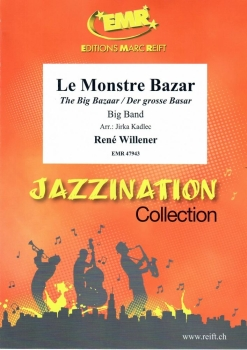 Le Monstre Bazar