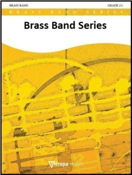 Brass Corrida - Brass Band Score Only