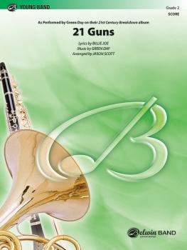 21 Guns - Set (Score & Parts)