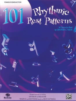 101 Rhythmic Rest Patterns - Score Only