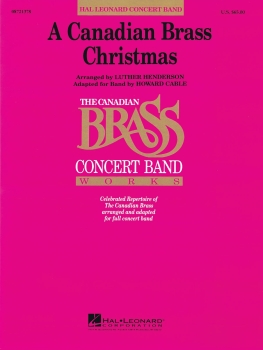 A Canadian Brass Christmas - Set (Score & Parts)